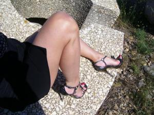 chaussures pour fétichistes pieds
