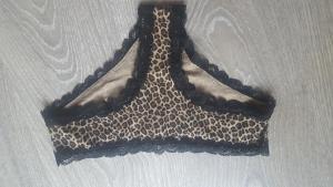 culottes sales en coton taille 34