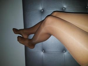 Collants ou bas portés sexy