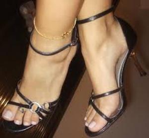 Les photos de mes pieds