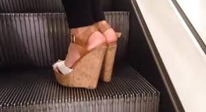 Photos de mes pieds branlant mes partenaires