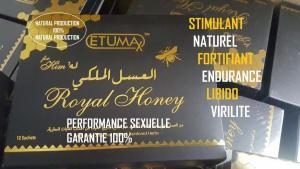 Miel royal 100%naturel