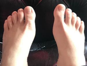 Rencontre fétichiste toulouse avec pied sexy